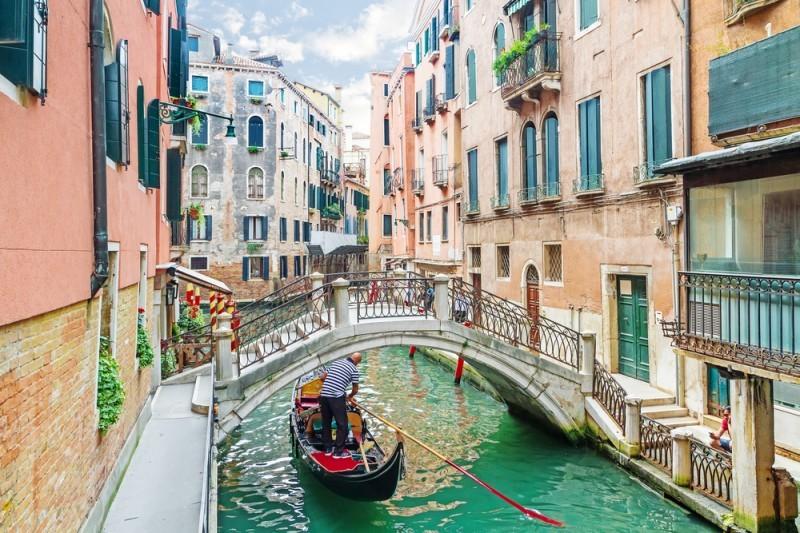 Itália um dos destinos mais procurados para lua de mel