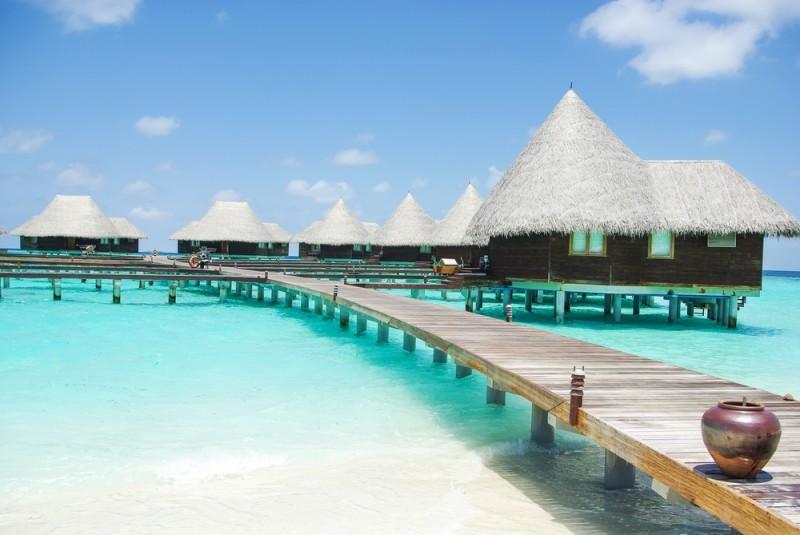 Maldivas um dos destinos mais procurados para lua de mel