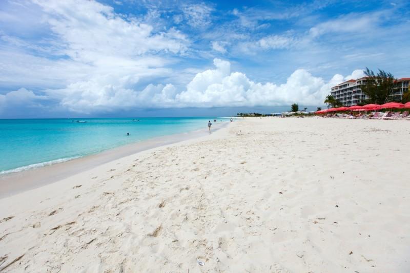 Turcs and Caicos um dos destinos mais procurados para lua de mel