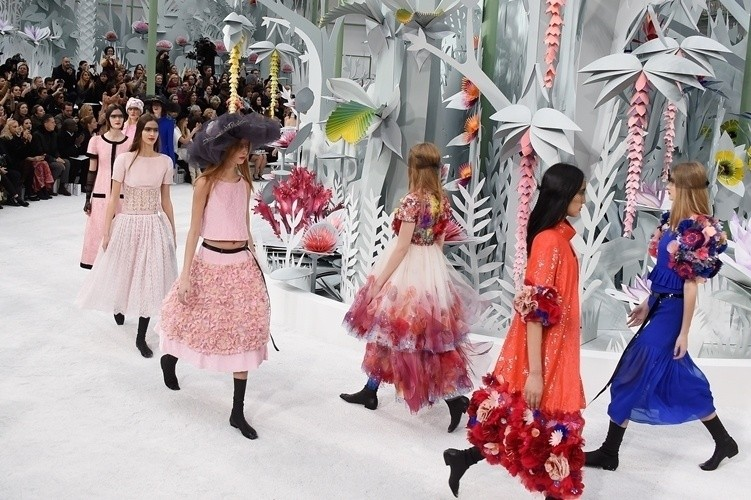 Chanel Alta Costura Paris 2015