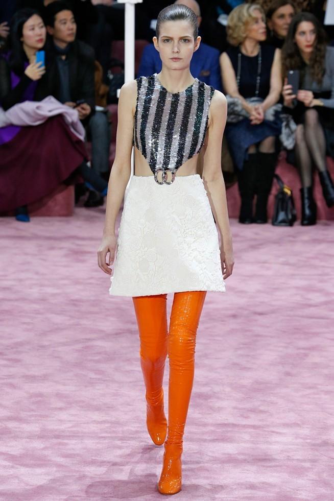 Dior Alta Costura Paris 2015