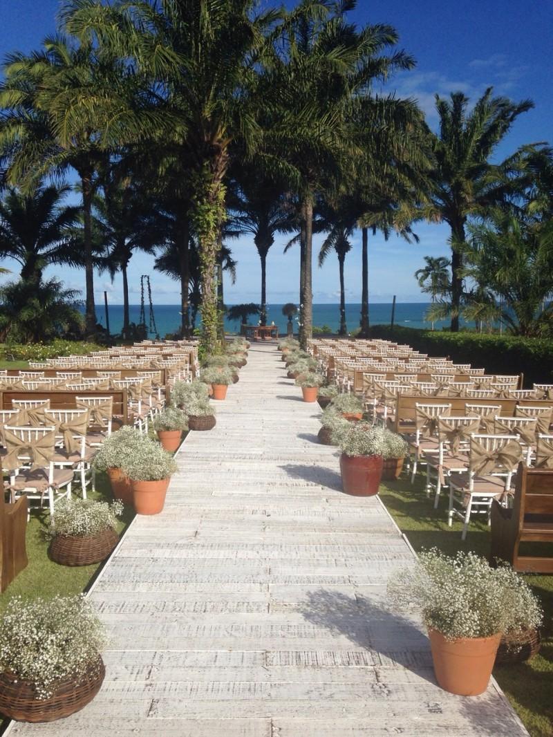 casamento na praia - maratona do altar