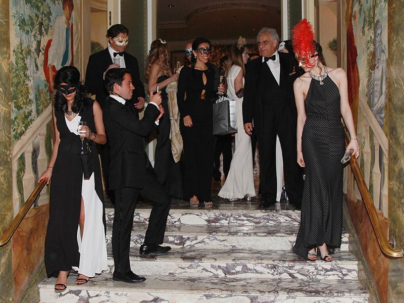 Inspiracoes Casamento no Carnaval baile de máscaras