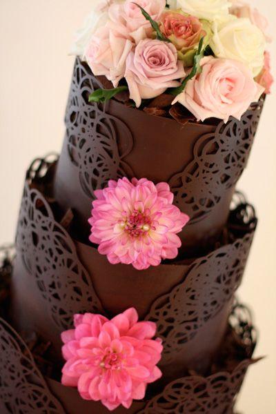 bolo com textura para casamento
