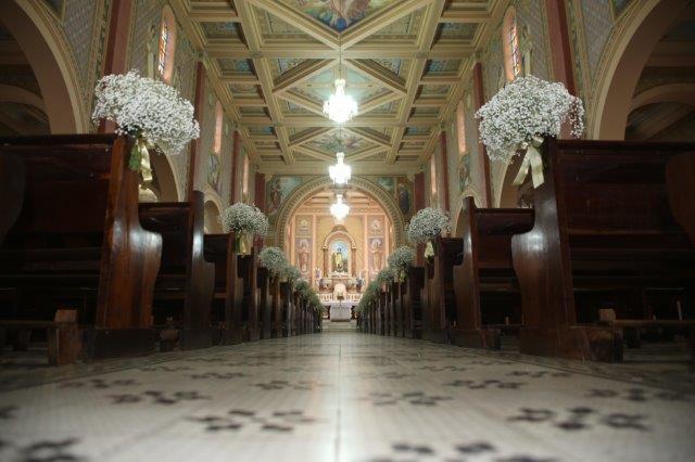 Igreja casamento - Casamento Real | Maira e Gilberto