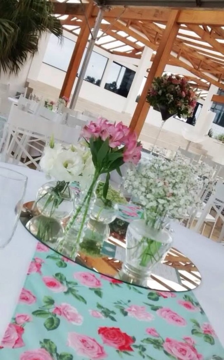 Mesas - Casamento Real | Maira e Gilberto