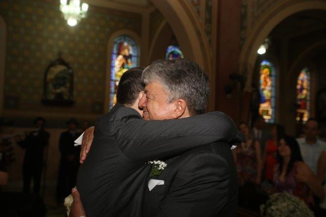 Noivo e pai - Casamento Real | Maira e Gilberto