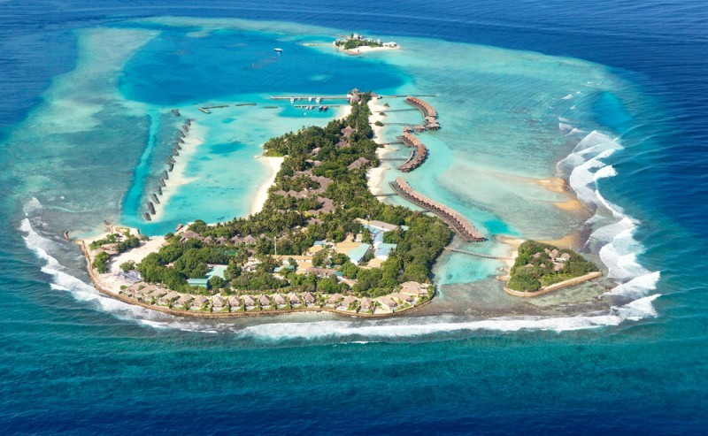 maldivas - destino de lua de mel
