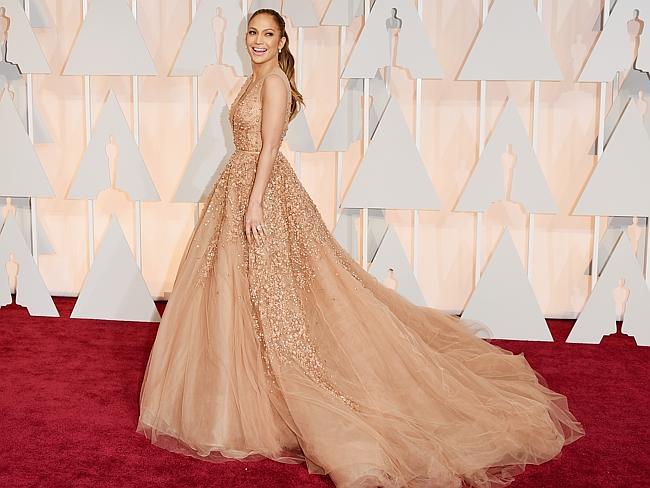 Jennifer Lopes - Inspiração | Oscar 2015