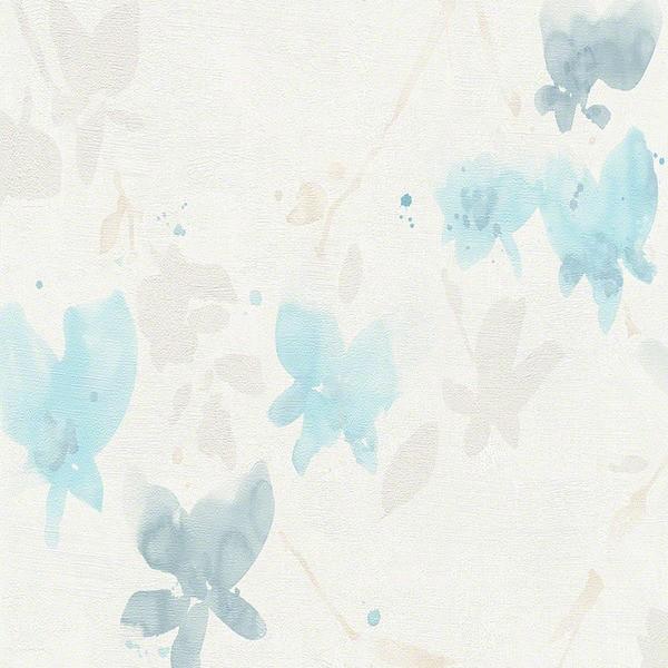 papel de parede floral Leroy Merlin