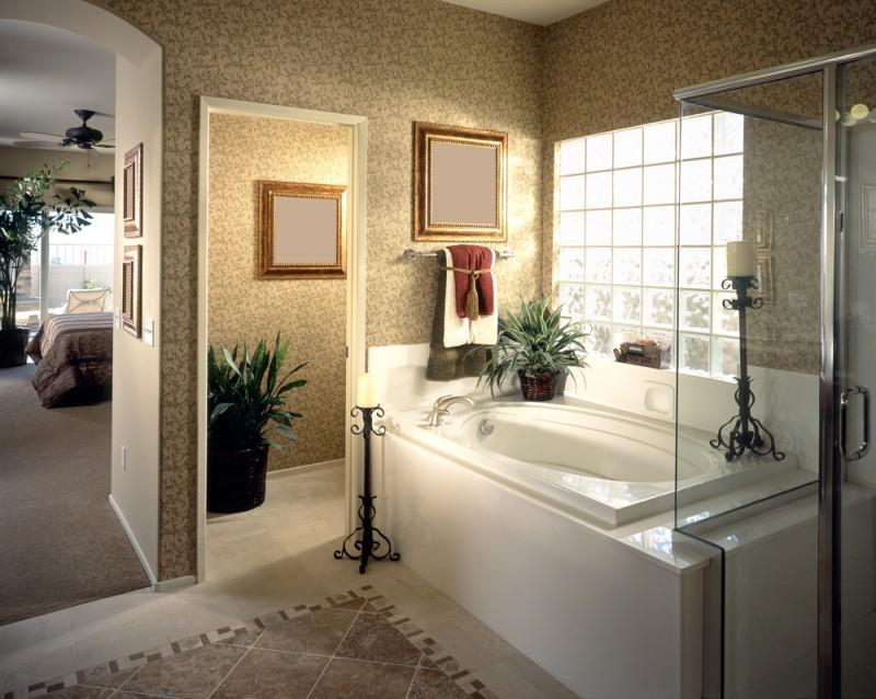 decoração banheiro casa nova