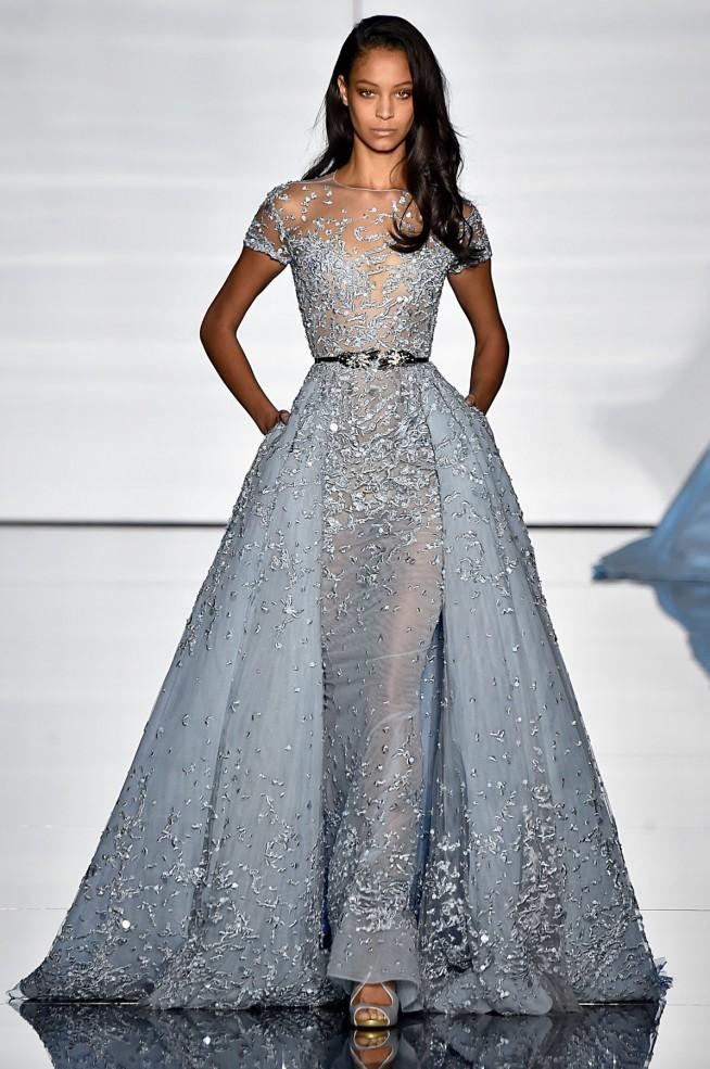 Zuhair Murad alta-costura 2015 - Tendências de vestidos para as Madrinhas