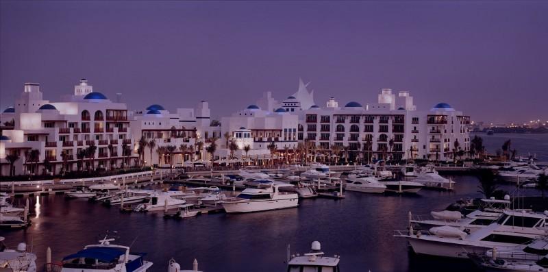 5 destinos mais luxuosos para lua de mel - Dubai - hotel Park Hyatt