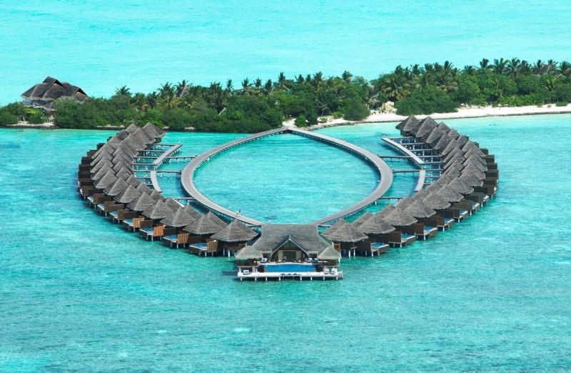 5 destinos mais luxuosos para lua de mel - Maldivas