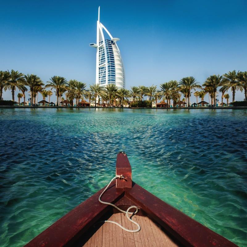 Dubai - destinos mais luxuosos para lua de mel