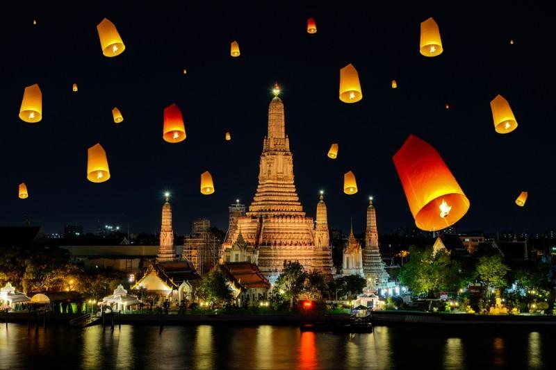 Tailândia - paraíso para os casais em lua de mel
