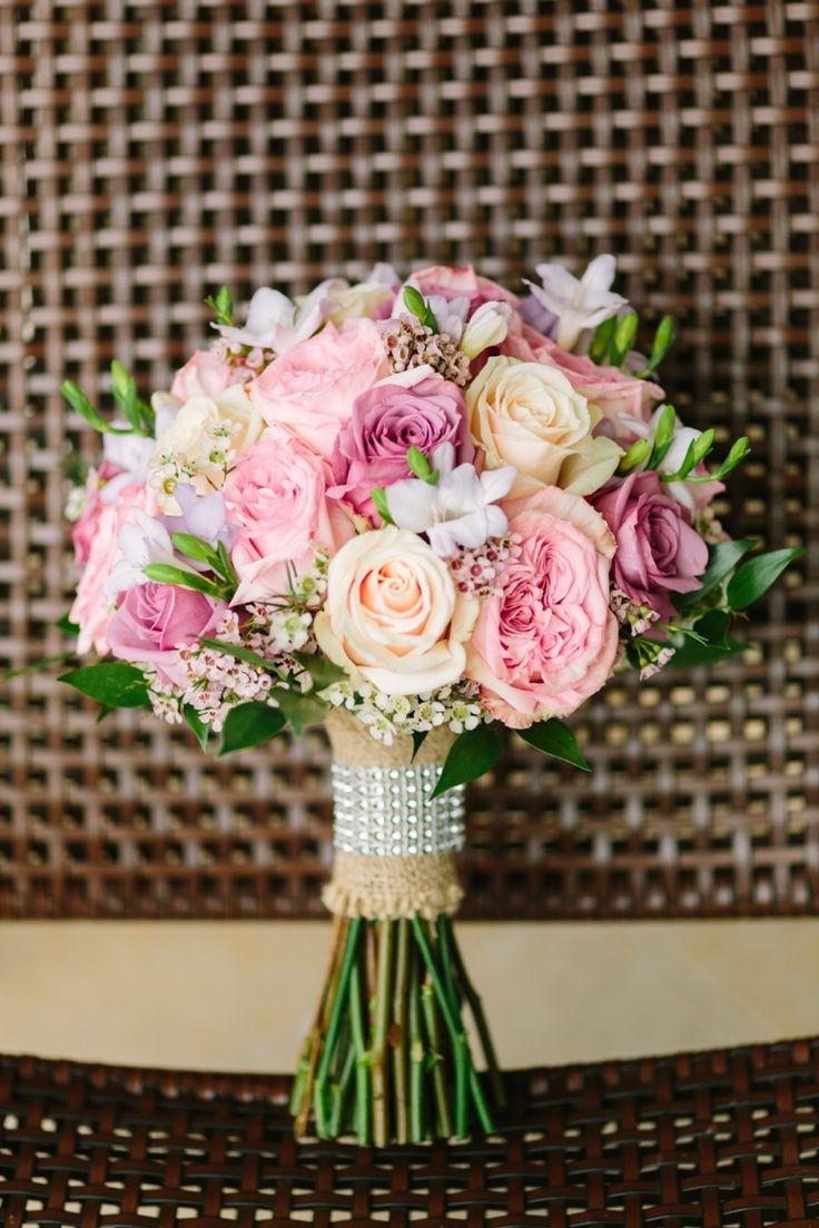 Yellow And Lavender Wedding~ Decoracao Casamento Tons De Rosa