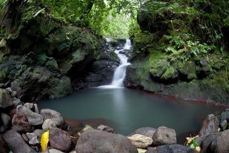cachoeiras Polinésia Francesa