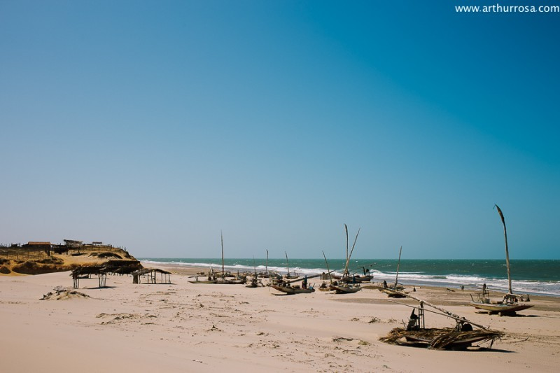 Annika e Raphael - destination wedding em Fortaleza (2)
