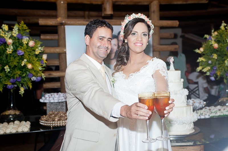 Casamento Real   Denise + André