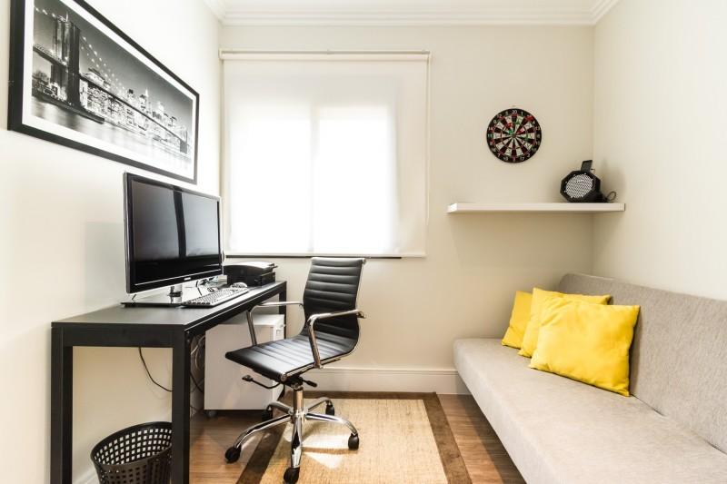 como decorar um apartamento pequeno - recém-casados (1)