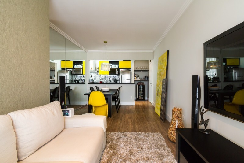 como decorar um apartamento pequeno - recém-casados (6)