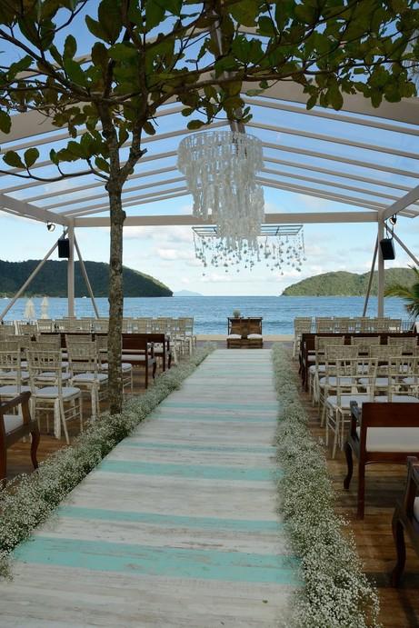 Decoraç u00e3o para Casamento na Praia -> Decoração De Casamento Na Praia