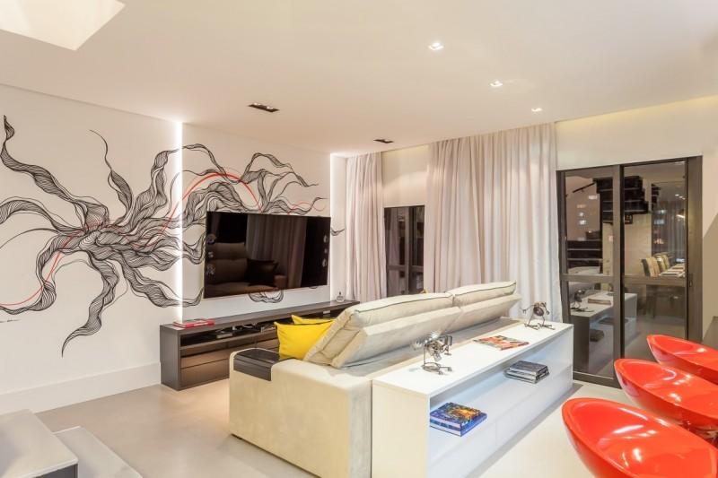 Dicas rec m casados como decorar um apartamento pequeno for Como decorar un apartamento moderno