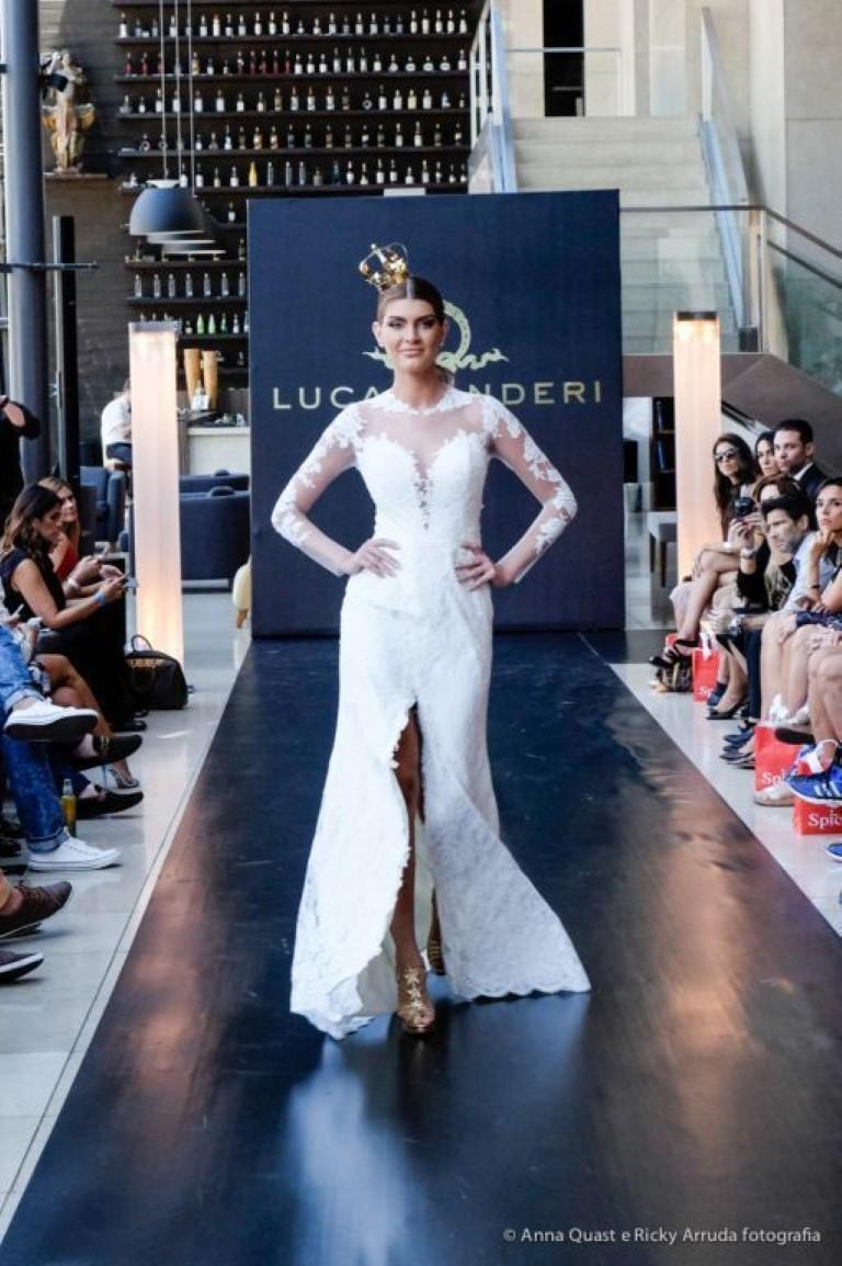 Desfile Lucas Anderi no CasaModa 2015