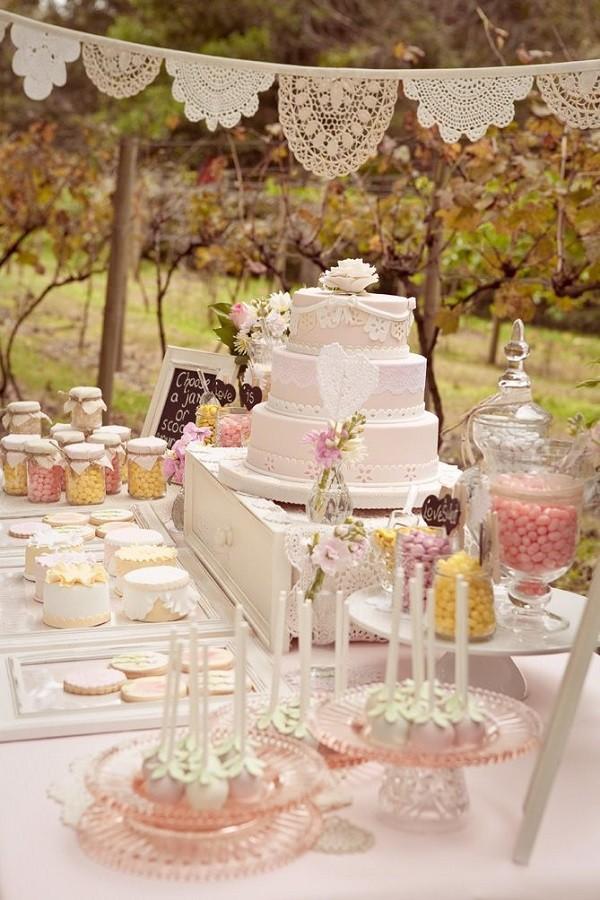 ... de Casamento em Tons de Rosa # decoracao casamento tons de rosa