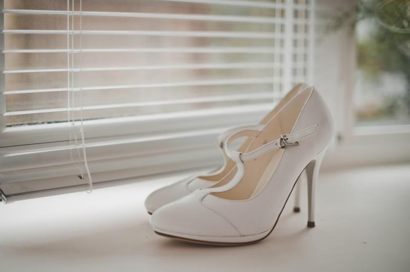 t-strep sapato da noiva