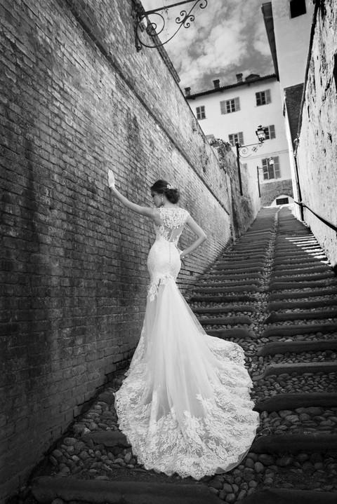vestido de noiva Itália 2