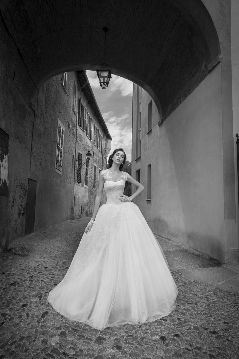 vestido de noiva Itália 6