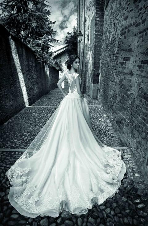 vestido de noiva Itália 8