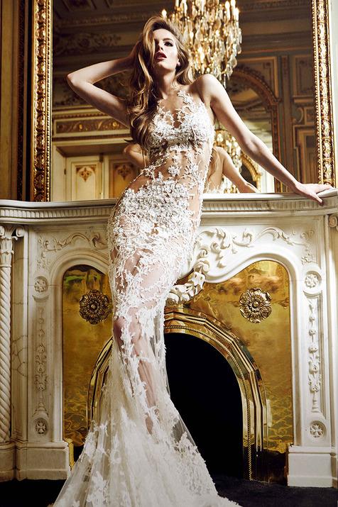 DarioAranyo for Pronovias - vestido de noiva