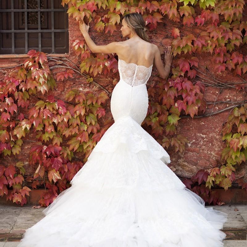 vestido de noiva - Pronovias 5 - Espanha