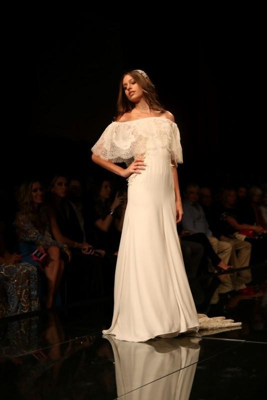 vestido de noiva Trinitá