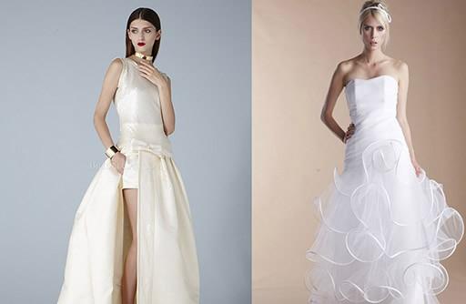 vestidos de noiva em Paris