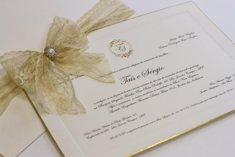 Favoritos 15 modelos de convite de casamento | Defina sua Identidade visual CF31