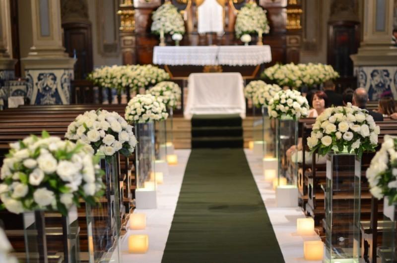 Matrimonio Igreja Catolica : Inspirações de decoração igreja para casamento