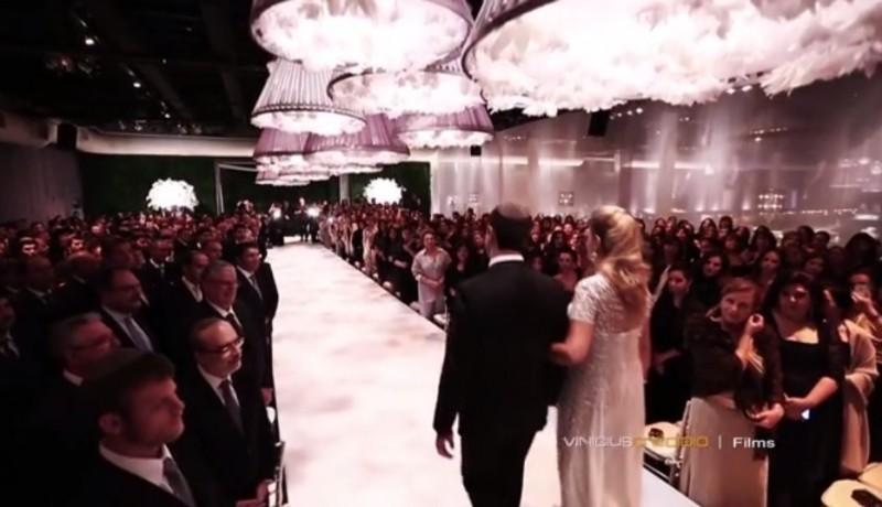 drone no casamento - foto e vídeo de casamento