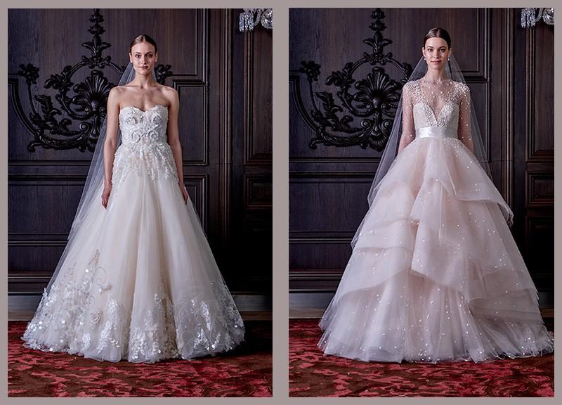 new york bridal week monique lhuillier spring 2016 (1)