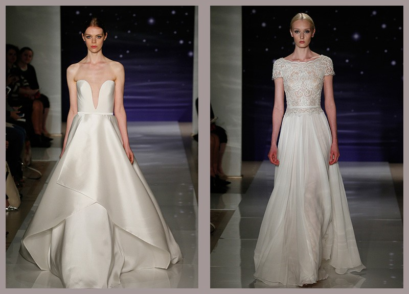 new york bridal week reem acra spring 2016 (3)