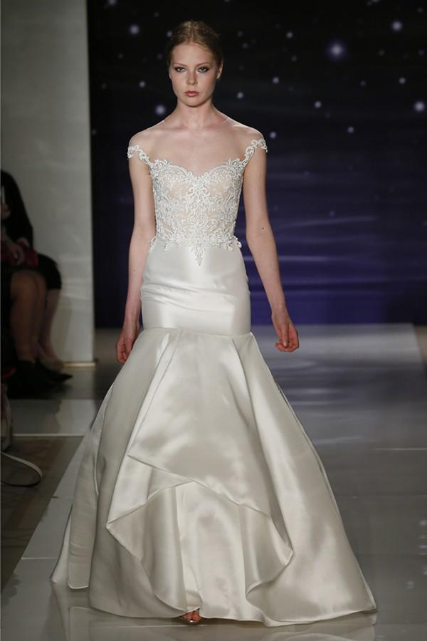Reem Acra Bridal Show