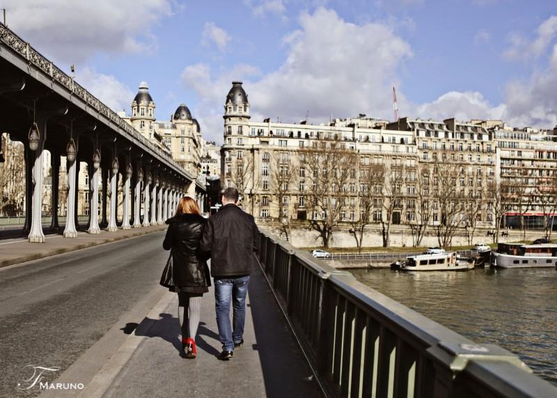 Pré-Wedding em Paris