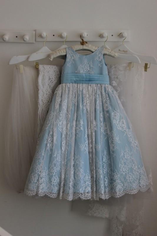 vestido de daminhas Marie Lafayette