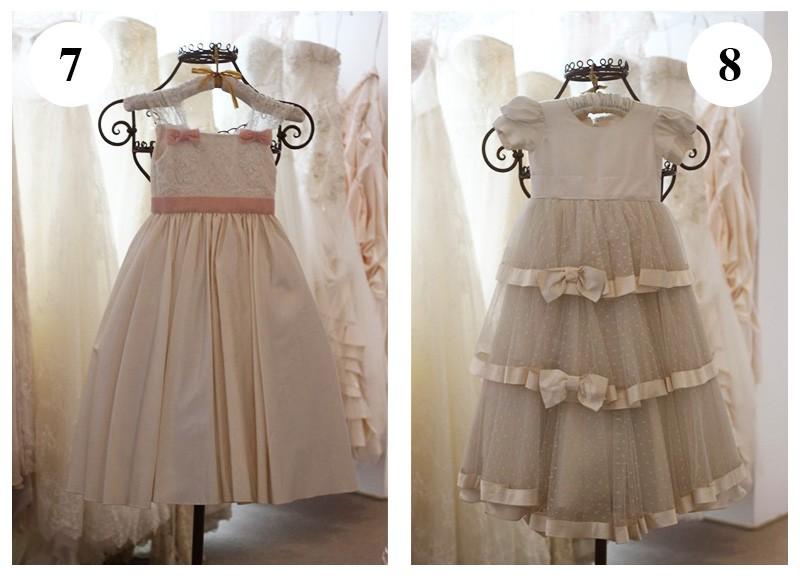 Vestido com saia rodada e detalhes em renda by Marie Lafayette-Vestido com mangas e saia em camadas by Marie Lafayette