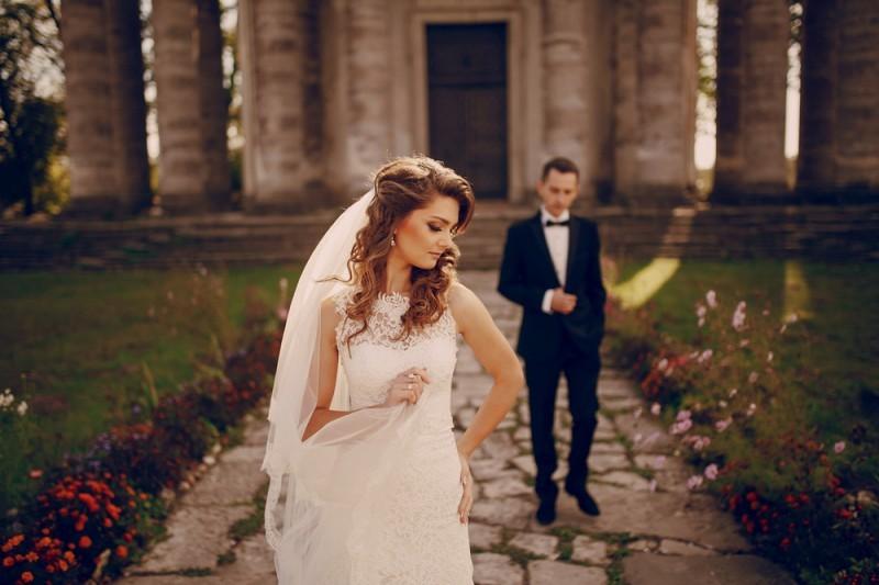 casamento em castelo espanhol
