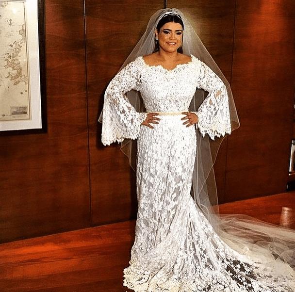 casamento-preta-gil-e-rogrigo-godoy-2015-vestido-da-noiva-instagram