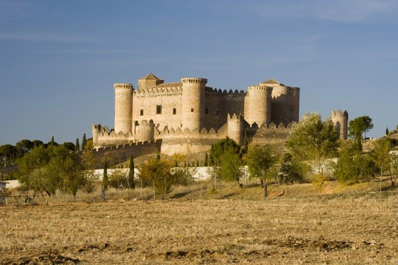 castelo espanhol para casamento